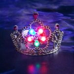 Light Up Tiara RGB