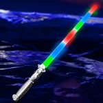 6 LED Reflective Light Up Sword