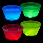 Glow Ice Cream Bowls (4 per pack! )