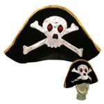 Light Up Pirate Hat