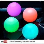 LED Pool Orb Light