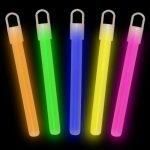 4″ Glow Sticks (50-Pack)