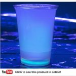 Cool Glow Cups 12oz. Blue (50 per pack!)