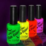 Blacklight Nail Polish