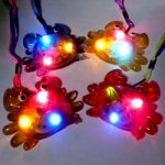 Light Up Crab Necklace
