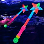 16.5″ Star Wand with Orb