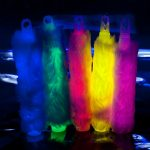 Furry Glow Sticks