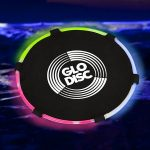 Glo-Disc Glow Flying Disc