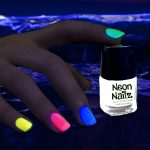 Glow in the Dark Neon Nail Polish: White