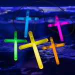 Glow Cross Necklace