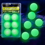 Glow in the Dark Ping Pong Balls