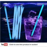 Glow Stir Sticks: Blue (100-Pack)