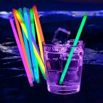 Glow Stir Sticks: Assorted (100-Pack)