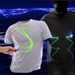 Glow Threads: Customizable Glow Shirt
