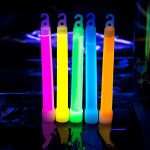 Premium 6″ Glow Sticks (25 per pack!)