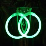 Glow Hoop Earrings (1 pair per pack)