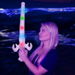 Inflatable LED Sword