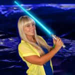 LED Light Saber Sword