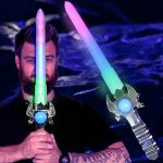 LED Orb Sword
