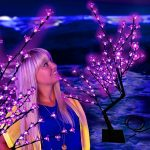 LED Flower Tree