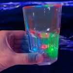Light Up Whiskey Rocks Style Cups