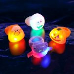 Light Up Halloween Rings (24-Pack) (NEW!)