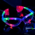 FREE Pair of Premium LED Sunglasses RGB