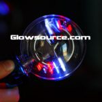LED Spinning Spaz Balls