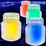 Light Up Mason Jar
