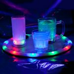 Light Up Serving Trays