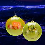 The Grinch LED Ornament