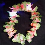 Flashing Lei: Green