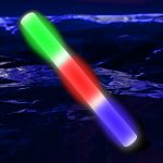 Glowing LED Foam Stick 3-Mode